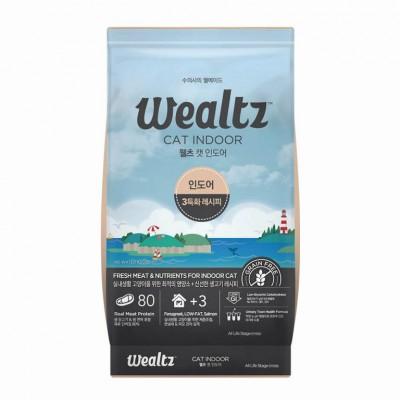 Wealtz 室內貓 [全貓配方] 1.2kg / 6kg