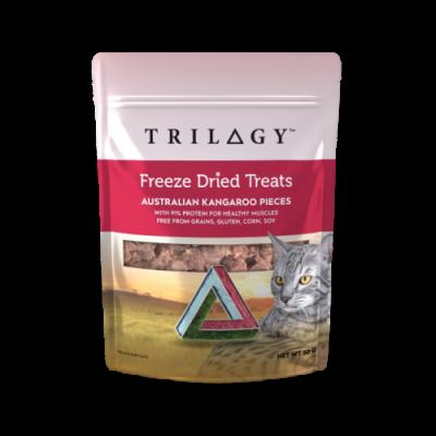 TRILOGY™奇境 凍乾袋鼠肉 貓小食 50g