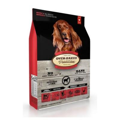 OVEN-BAKED 奧雲寶 成犬 紐西蘭羊肉配方 大粒裝 (5LB, 12.5LB, 25LB)