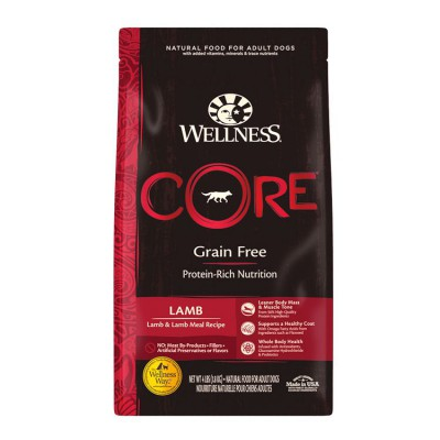 Wellness CORE 無穀物 羊肉配方狗糧