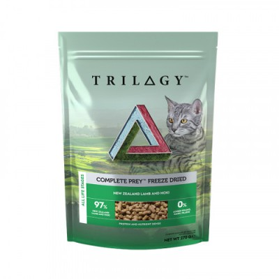 TRILOGY™奇境 羊肉&鳕鱼 凍乾肉貓主糧  270g