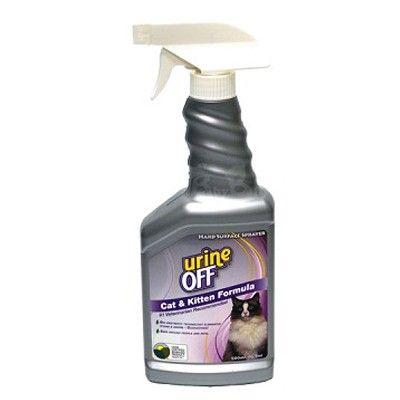 URINE-OFF 解尿劑 (貓用) 噴頭裝 500ML