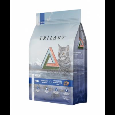 TRILOGY™奇境 澳洲三文魚+5%紐西蘭羊肺凍乾 無穀全貓糧 (護膚美毛配方) 1.8kg / 6.8kg
