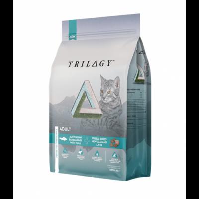 Trilogy™奇境 澳洲尖吻鱸及吞拿魚+5%紐西蘭羊肺凍乾 無穀全貓糧 (呵護腸胃配方) 1.8kg / 6.8kg