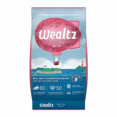 Wealtz 鮮雞肉 超級食物 [幼貓配方] 1.2kg / 6kg