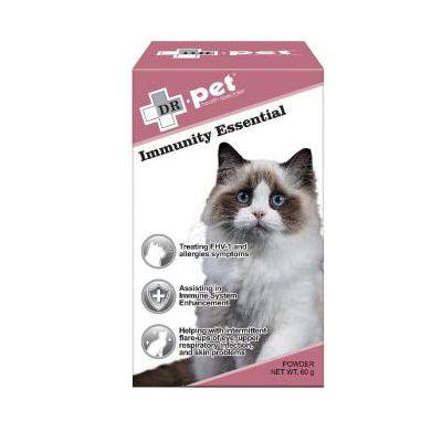 DR. PET 免疫加強配方 60G(貓貓專用)