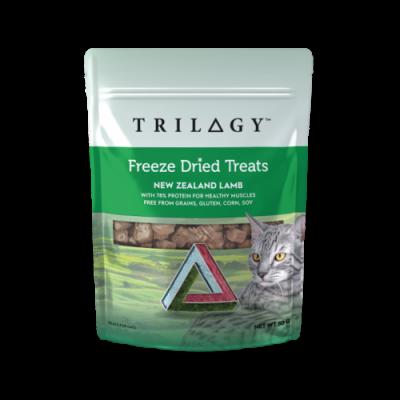 TRILOGY™奇境 凍乾袋羊肺 貓小食 50g