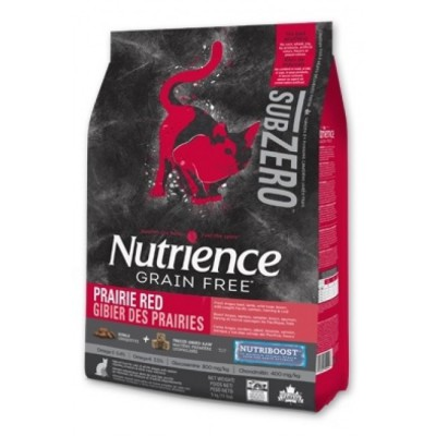 Nutrience - SUBZERO 全貓糧 - 無穀物 凍乾鮮牛肝 (紅肉及海魚) 配方 11lb