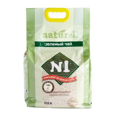N1 NATUREL 天然玉米豆腐貓砂 - 咖啡味 17.5L