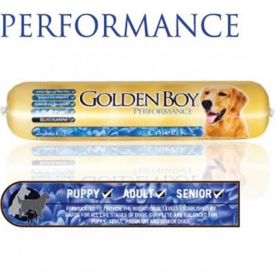 Golden Boy Performance (雞肉+Omega-3+抗氧化物+葡萄糖胺) 犬配方 2.6kg