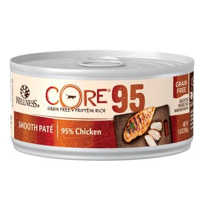 WELLNESS CORE 95 純鮮雞肉天然貓罐頭 5.5oz