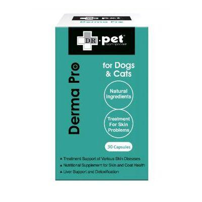 DR. PET天然皮膚綜合補充膠囊 30粒