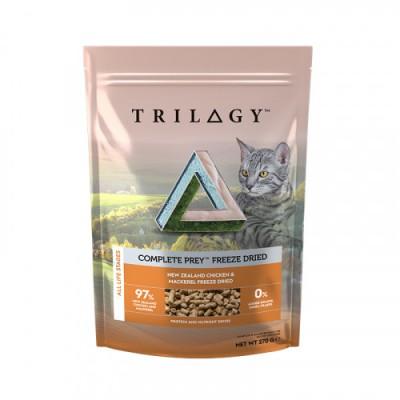 TRILOGY™奇境 雞&鯖魚 凍乾肉貓主糧 270g