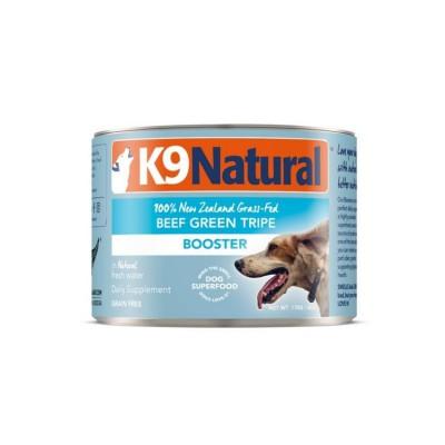 K9 NATURAL 牛綠草胃營養補品狗罐頭