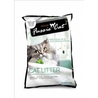 Fussie Cat 礦物貓砂(原味)