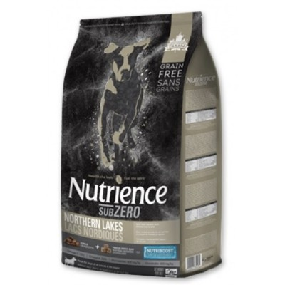 Nutrience - SUBZERO 全犬糧 - 無穀物 凍乾鮮鴨肉 (鴨肉及魚) 配方 5lb